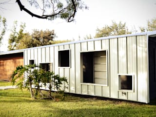 Casa LR de Lopez Resendez STUDIO Moderno