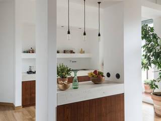 Fossati Concrete LCDA Modern kitchen
