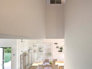 SMART House: Case in stile in stile Moderno di ARCStudio PERLINI