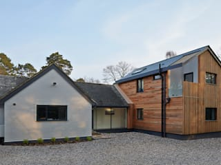 House in Hiltingbury LA Hally Architect