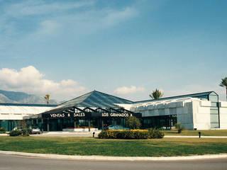 Oficinas Los Granados Asenjo y Asociados Oficinas y tiendas