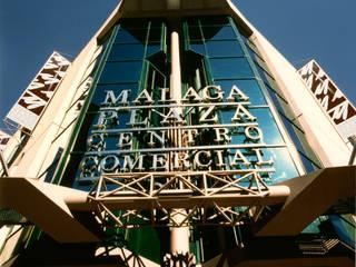 Centro Comercial Málaga Plaza Asenjo y Asociados Oficinas y tiendas