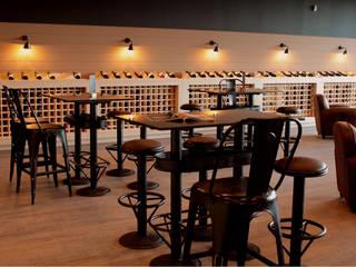 Cave à vins par ARCHI DEKO Industriel