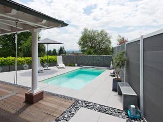 Styropor Systemstein-Becken Pool von Pool-Konzept GmbH & Co. KG