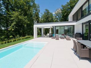 Polyesterbecken Pool von Pool-Konzept GmbH & Co. KG