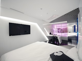 Modern style bedroom by Seungmo Lim Modern