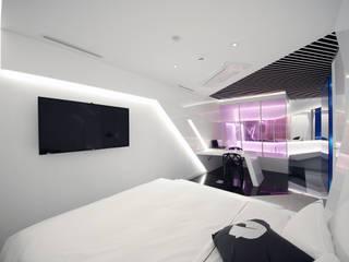 Dormitorios modernos: Ideas, imágenes y decoración de Seungmo Lim Moderno