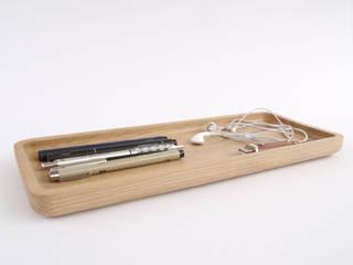Oak Desk Tidy:   by Utology