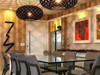 Designort Sala de jantarIluminação