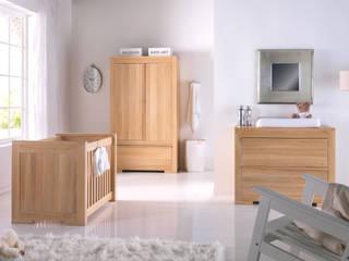Bretagne Oak Nursery Furniture Set: classic  by Adorable Tots, Classic