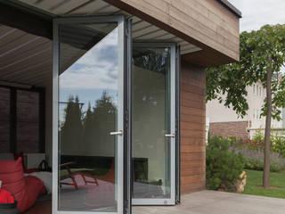 Terrasse de style  par Shamsudin Kerimov Architects