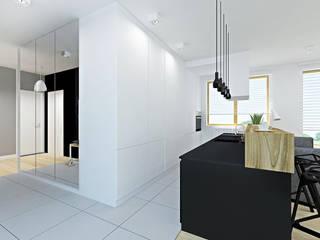 Modern kitchen by A+A Modern