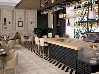 Кафе в г.Волжский от DS Fresco Лофт