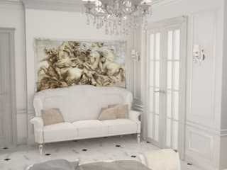 Спальня в стиле Барокко Спальня в классическом стиле от DS Fresco Классический