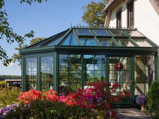Romantischer Wintergarten:  Wintergarten von Masson-Wawer Wintergarten GmbH