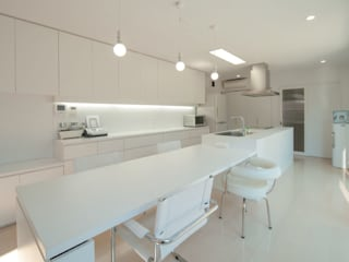 Kitchen by A-box設計室, Modern