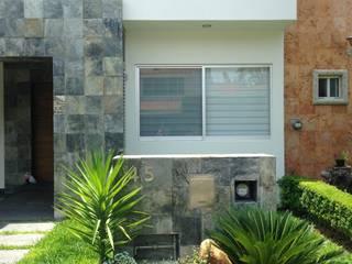 Valle Real Jardines modernos de Arki3d Moderno