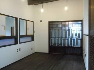 青戸信雄建築研究所 Classic style bedroom