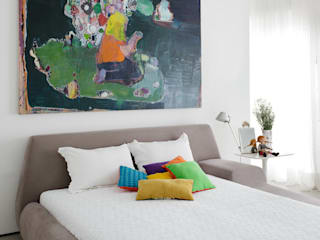 Un toque de color y un tema floral m87766 BedroomAccessories & decoration