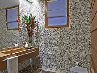 Una cascada en casa m87766 BathroomDecoration