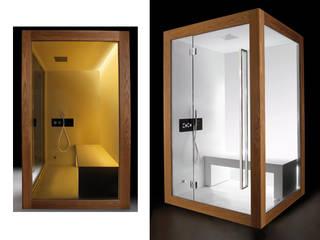 Home Collection: Matrix steam bath.:  in stile  di Carmenta s.r.l.