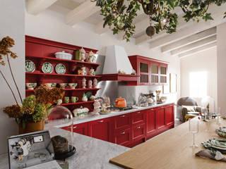 Cocinas de estilo  por Dibiesse SpA