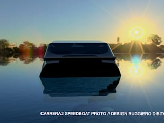 CARRERA SPEEDBOAT PROTO:  in stile  di INTERNO67 living design