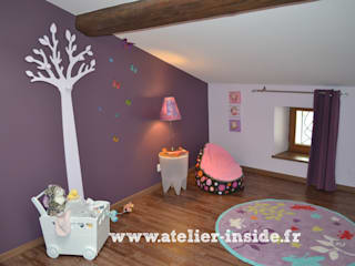 Atelier Inside Modern Kid's Room