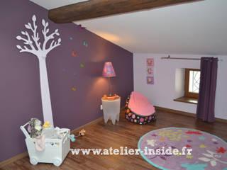 Atelier Inside Dormitorios infantiles de estilo moderno