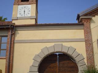 A Borgo Vione prende vita la prima gated community italiana dal respiro internazionale:  in stile  di BORGO VIONE