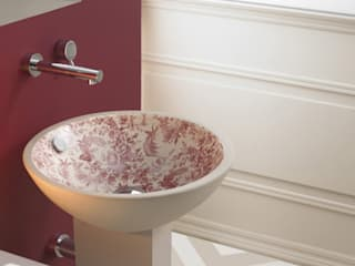 Casas de banho clássicas por Sánchez Plá Clássico