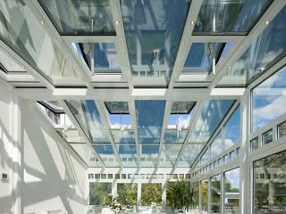 Luxuriöser Wintergarten mit dimmbaren GlasLuxuriöser Wintergarten mit dimmbaren Glas:  Wintergarten von Masson-Wawer Wintergarten GmbH