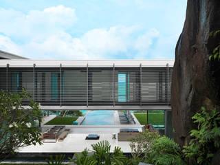 Casas modernas: Ideas, imágenes y decoración de Original Vision Moderno