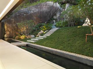 Original Vision Modern style gardens