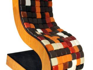 Dora Chair di Dimondo Interior Design and Furniture Eclettico
