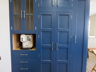 The Stiffkey Blue Kitchen by NAKED Kitchens Country