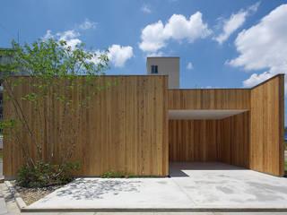 西三国の家 House in Nishimikuni の arbol モダン