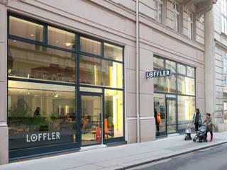 Impression LÖFFLER Flagshipstore:  Geschäftsräume & Stores von LÖFFLER GmbH