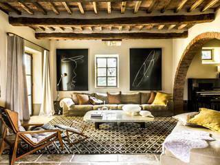 Toscane: Salon de style  par dmesure