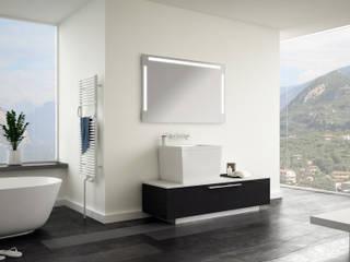 Badspiegel mit Hinterleuchtung:   von Schreiber Licht-Design-GmbH