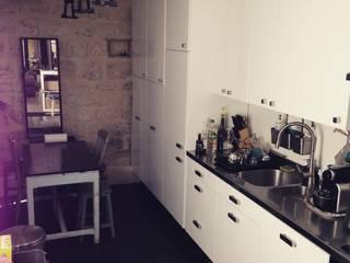 Amandine Leblanc Modern Kitchen