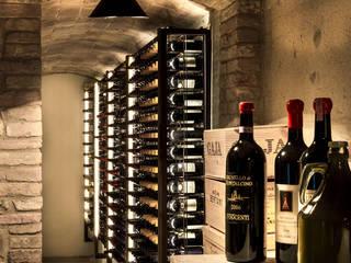 dmesure의  와인 보관, 인더스트리얼