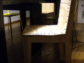 design di interni di Laboratorio di Architettura e Comunicazione Moderno
