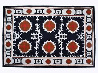 Kilim Suzani Rugs:   by Natural Fibres Export