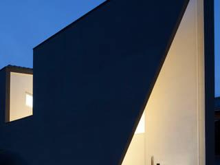 Moderne Häuser von haco建築設計事務所 Modern