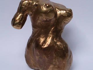 Bronzes Künstlerin งานศิลปะแต่งบ้านประติมากรรม
