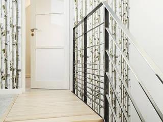 CREATION D'ESPACE Couloir, entrée, escaliers modernes par CL Intérieurs Moderne