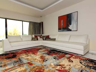 Living Room by Cocoon Fine Rugs