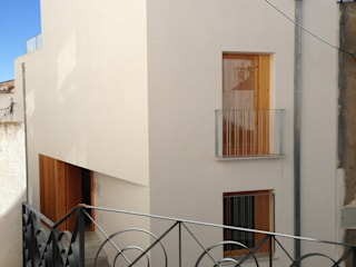 Casa MiNi: Casas de estilo minimalista de MN Arquitectos