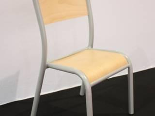 La chaise d'école 510 Originale pour les Enfants:  de style  par Label Edition